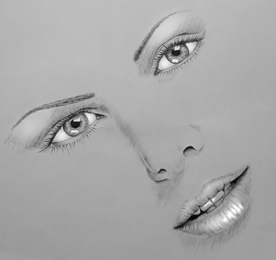 Charlize Theron por Litnin